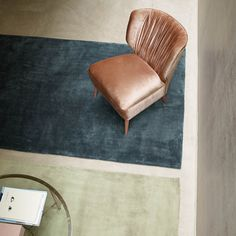 Perfectly plain in colour but with a velvety texture that adds a stunning lustre to a contemporary room.