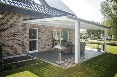 Terrassendach mit Solar Kunden Erfahrungen