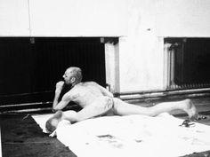 günter brus, zerreissprobe, 1970