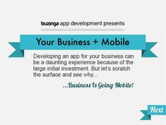 Your Business + Mobile