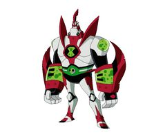 Ben 10K Biomnitrix Fusion - Waytomix by redamimi on DeviantArt