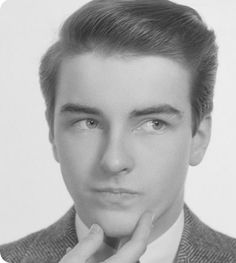 A young Montgomery Clift, The Eye on the Sparrow, ca.