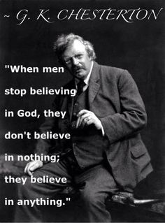 Chesterton What becomes our point of reference, our moral compass, without God? Quotable Quotes, Wisdom Quotes, Life Quotes, Gk Chesterton, G K Chesterton Quotes, Mantra, Great Quotes, Inspirational Quotes, Christian Apologetics