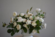 These beautiful garden roses have that true rose fragrance - the one you just want to bury your nose into. Hoping you're going Ok. Daisy Hill, Garden Roses, Bury, Flower Delivery, Perth, Beautiful Gardens, Bouquets, Wedding Flowers, Floral Wreath