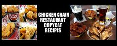 Chicken Chain Restaurant Recipes