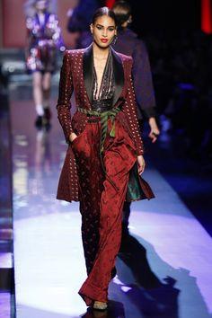 Jean Paul Gaultier | Haute Couture - Spring 2016 | Look 4