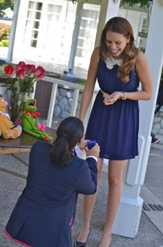 Marriage Proposal (Glee-Inspired!!)
