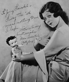 """""""Betty Boop Doll"""" by Oop Boop a doop, via Flickr. _ A """"new breed"""" of young Western women in the 1920s who wore short skirts, bobbed their hair, listened to jazz, and flaunted their disdain for what was then considered acceptable behavior. Flappers were seen as brash for wearing excessive makeup, drinking, treating sex in a casual manner, smoking, driving automobiles and otherwise flouting social and sexual norms."""
