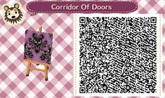 Hello friends and welcome on my Animal Crossing QR codes blog. Sidebar picture by: X