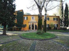 Valentino's historical Rome villa on the legendary Appian Way