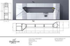Kitchen Furniture, Kitchen Interior, Kitchen Design, Furniture Design, Kitchen Units, Kitchen Cabinets, Creative Walls, Door Design, Modern Design