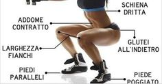 Gli squat sono i migliori esercizi per i glutei. Si tratta di esercizi mirati e completi, che lavorano su una grande quantità di fibre muscolari in tutto il corpo (non solo delle gambe e dei glutei). Di seguito ti suggeriamo 5 tipi di squat per diversificare i tuoi esercizi per i glutei.  Squat bulgaro. E' un ibrido fra lo squat classico e il lunge (affondo). Si tratta forse dell'esercizio per gambe che più stimola i glutei, in quanto quando arriviamo a toccare il pavimento con le…