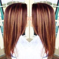 Best ideas about brown hair caramel highlights (117)