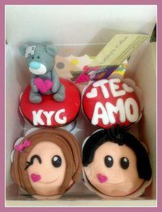 #cupcakes #lima #peru #amor #ositos