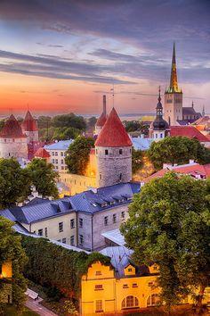 Tallinn, ESTONIA... Book & Visit ESTONIA now via www.nemoholiday.com or as alternative you can use estonia.superpobyt.com.... For more option visit holiday.superpobyt.com