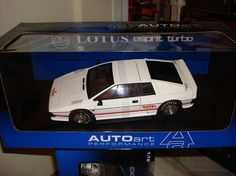 1/18 Autoart Lotus Esprit Turbo #AUTOart