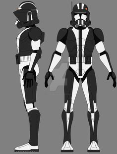 Phase II Zero armor by ThomasBlack1 on DeviantArt