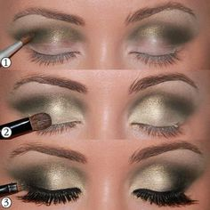 DIY Eye Makeup