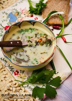 Served mainly and always at Easter time this traditional lamb soup is full of body and flavor. Meat and veg, with egg and cream try a traditional lamb soup. Scottish Recipes, Hungarian Recipes, Turkish Recipes, Ethnic Recipes, Romanian Recipes, Easter Recipes, My Recipes, Soup Recipes, Recipies