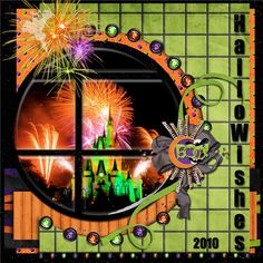 Hallowishes (fireworks) - Page 2 - MouseScrappers.com
