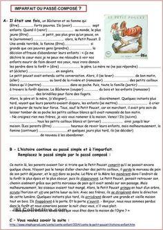 Imparfait/P.Composé | Parle en français! | Scoop.it