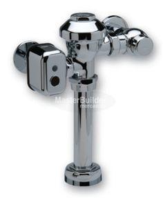 Zurn ZEMS6000AV-HET-IS 1.28 GPF Hardwired Exposed Sensor Flush Valve For Water Closets with Integral Sensor