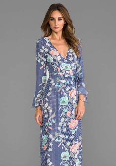 Love the Tigerlily Maxi on Wantering.