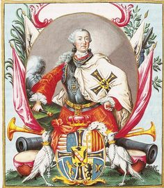 Charles Alexander of Lorraine - Hochmeister of the Teutonic Order