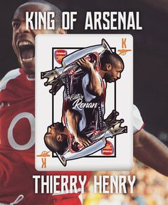 Arsenal Players, Arsenal Fc, Thierry Henry, Instagram King, 4 Life, Legends, Soccer, Football, Board