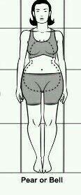 Female  body  type