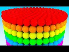 Aprendizaje a Color con Bolas de Colores, Niños Aprendiendo Colores-Videos de Niños - YouTube