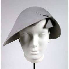 Hat, c. 1955 ~ © 2009 The Connecticut Historical Society.