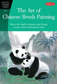 The Art of Chinese Brush Painting: Master the simple techniques and elegant strokes of this traditional art form (Artist's Library) by Lucy Wang http://www.amazon.com/dp/1560108215/ref=cm_sw_r_pi_dp_F59kwb13VY7BT