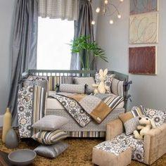 Grayson Bedding by Glenna Jean - Baby Crib Bedding - 43340