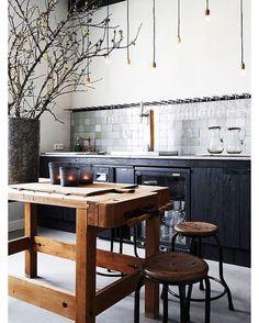 Big like! Håll keft snyggt.  Pic: Pinterest #notmypic #inspiration#kitchen#interior#homedecor#interiordesign