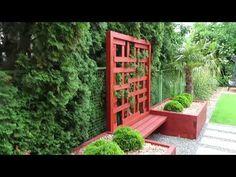 Legszebb kert ötletek - YouTube Garden Bridge, Outdoor Structures, Make It Yourself, Facebook, Modern, Kitchen, Youtube, Culture, Trendy Tree