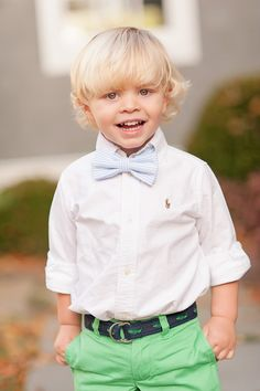It was recently brought to our attention that this image of one of our TBBC models was added to tumblr and has received 800+ Likes and Shares. Well, what's not to like about this little gent in his TBBC Breakers Blue Seersucker Baylor Bow Tie?!