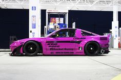 Rocket Bunny tra_kyoto rocketbunny 180,240sx new body kit ♡