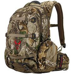 Badlands Superday Camouflage Hunting Backpack - Bow, Rifle, and Pistol Compatible, Realtree Xtra Hunting Backacks Hunting Packs, Hunting Gear, Hunting Clothes, Bow Hunting, Hunting Backpacks, Backpacks For Sale, Hunting Accessories, Truck Accessories, Internal Frame Backpack