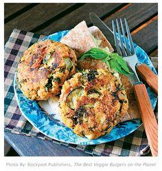 DAVID KIRSCH WELLNESS CO.   The DAVID KIRSCH Blog  5 Veggie Burger recipes I'd like to try