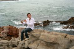 Thomas' Flute  www.facebook.com/cptfluteplayer Photo by Andries Jordaan