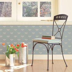 Pattern Stencils | The Buzz Allover Bee Stencil | Royal Design Studio Stencils