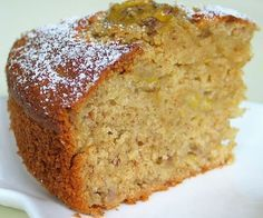 Banana Bread baked in a rice cooker Includes recipe for the banana bread, and directions for cooking it in a rice cooker