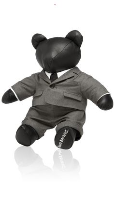 """8 Leather Bears That Are More Fashionable Than You   Because """"Leather Bears."""" That's all."""