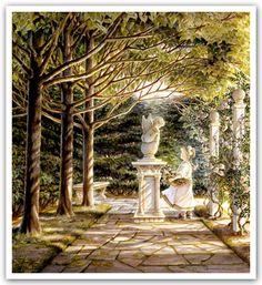 Garden Angel ~ by Trisha Romance