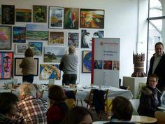 Heinr.Hünicke und die Kunsthalle Rostock organisieren einen Aquarellkurs im Rahmen Rostock kreativ (2