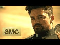 The First Trailer For AMC's Preacher Is Violent And Mysterious - It's All The Rage