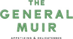 The General Muir -- Appetizing & Delicatessen -- Atlanta, GA -- known for fried chicken!