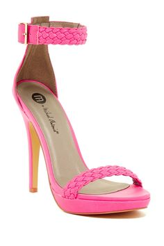 1000  images about Cute pink shoes on Pinterest  Pink pumps Pump