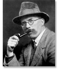 Arthur Ransome, author & Daily News reporter, in St Petersburg/Petrograd & Moscow 1913 - 1919. He met his second wife, Evgenia Shelepina, there in 1917 - she was Trotsky's private secretary at the time.